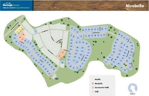 Mirabella-Homes-Huntersville-Site-Plan