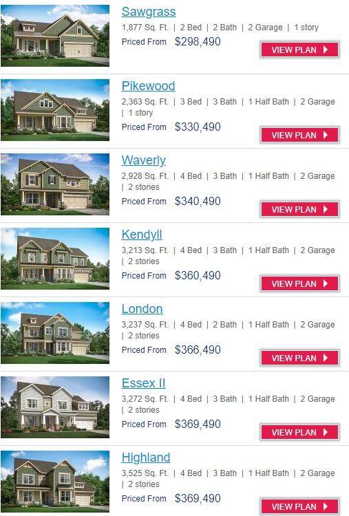 Allen-Mills-Homes-Floorplans-Concord-North-Carolina